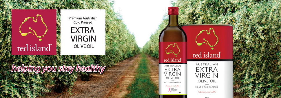 Red Island - Extra Virgin Olive Oil